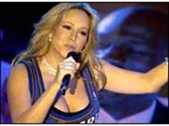 Mariah Carey sesi ile tarih yazdı